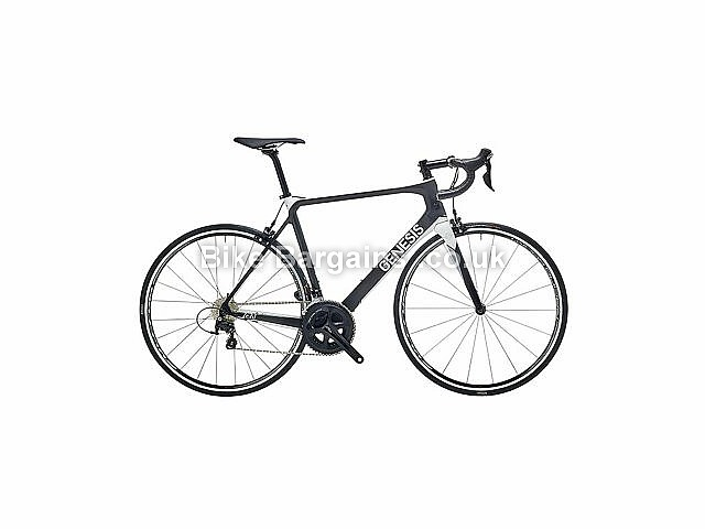 Genesis Zero Z.1 Carbon Road Bike 2016 60cm,XL, Grey, Carbon, Calipers, 11 speed, 700c