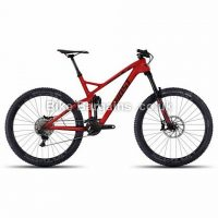Ghost FR AMR LC 10 27.5″ Alloy Full Suspension Mountain Bike 2016