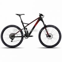 Ghost Riot LC 10 27.5″ Carbon Full Suspension Mountain Bike 2016