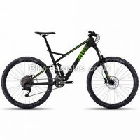 Ghost Riot LC 8 27.5″ Carbon Full Suspension Mountain Bike 2016
