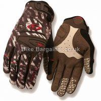 Giro Xen Lightweight MTB Full Finger Gloves 2015