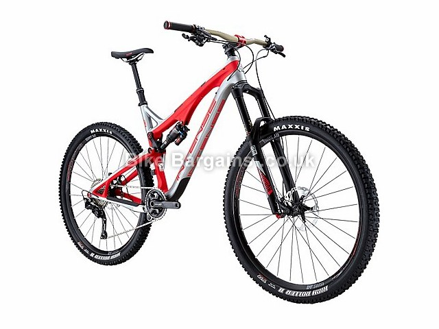 Intense Carbine 29C Expert Build Full Suspension Mountain Bike 2016 Red, M