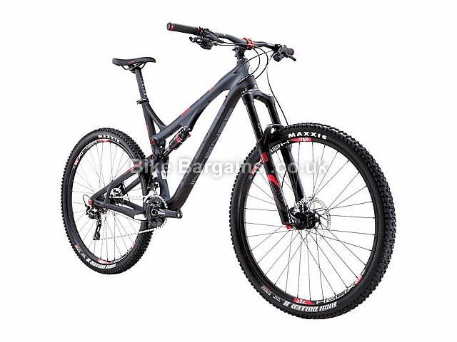 Intense Carbine 29C Foundation Build Full Suspension Mountain Bike 2016 Black, M
