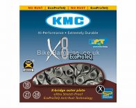 KMC X8 Ept 8 Speed Bike Chain