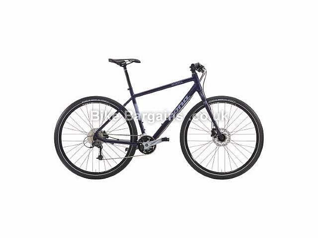 Kona Big Rove AL Alloy Hybrid Bike 2016 Purple, M