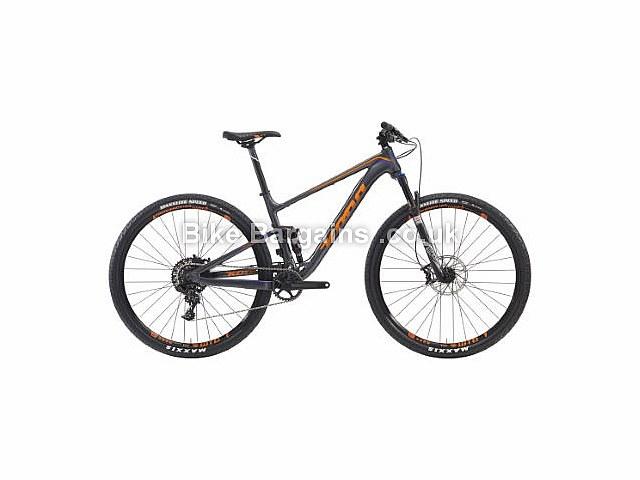 Kona Hei Hei DL Race Full Suspension Mountain Bike 2016 Grey, S