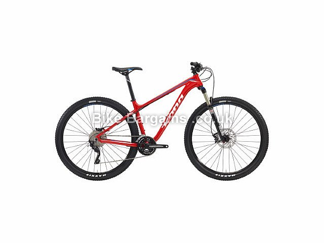 Kona Kahuna DL Alloy Hardtail Mountain Bike 2016 Red S