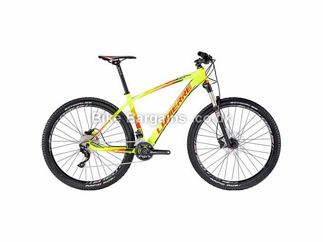 "Lapierre Pro Race 329 Hardtail Mountain Bike 2016 17"", 29"", Yellow"