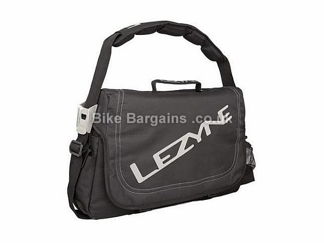 Lezyne Town Caddy Bag Black