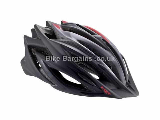 MET Veleno XC MTB Helmet L