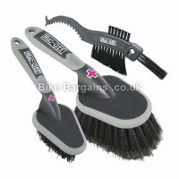Muc-Off 3 Brush Cleaning Set