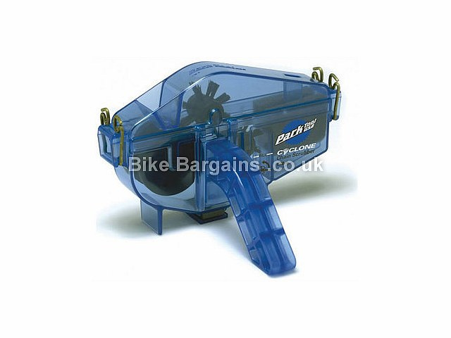 Park CM5 Bike Chain Cleaning Kit Blue