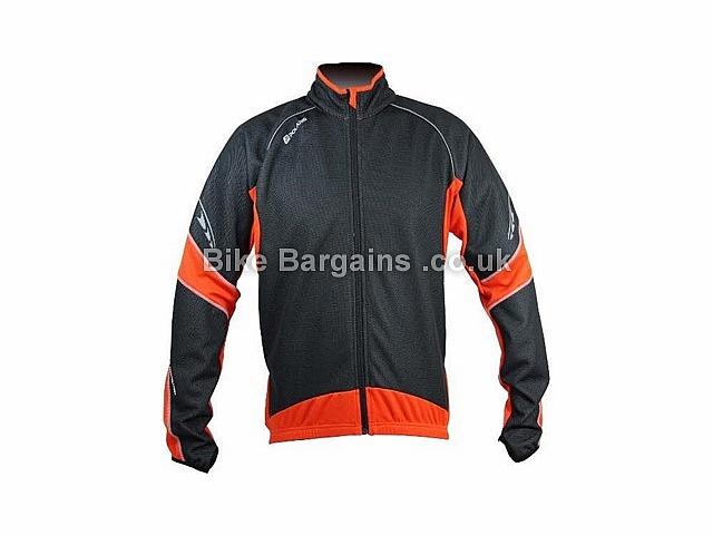 Polaris Tornado Windproof Cycling Jacket S, Black