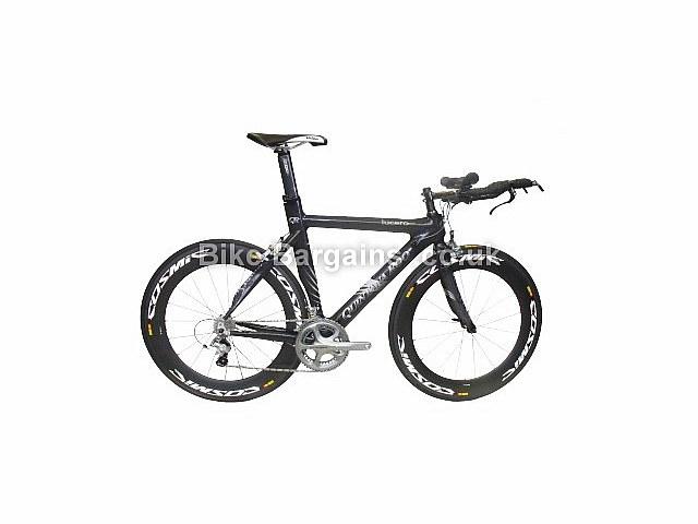 Quintana Roo Lucero Ultegra Carbon 6800 Road Bike 2016 S,M, Black, Carbon, Calipers, 11 speed, 700c