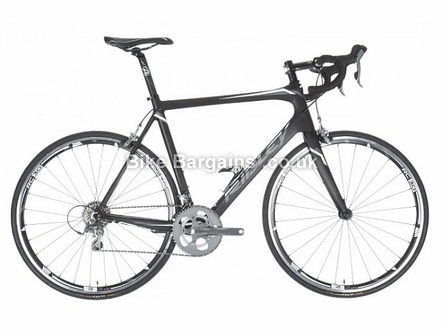 Ridley Fenix C40 Carbon Road Bike Small 2016 S, Black, Carbon, 10 speed, Calipers, 700c
