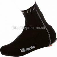 Santini H2O Black Road Overshoes