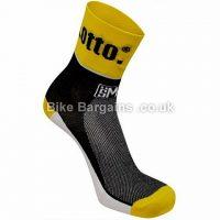 Santini Lotto Jumbo Coolmax Summer Socks