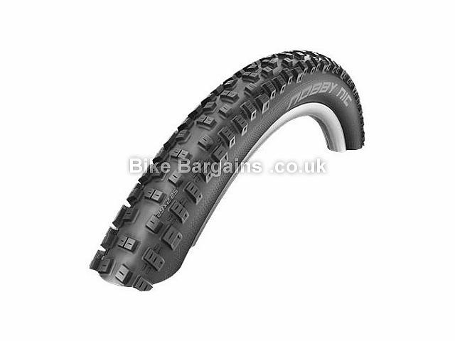 """Schwalbe Nobby Nic Evo Liteskin Folding MTB Tyre Folding, 2.25"""", 27.5"""", Black"""