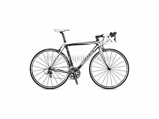 Scott Addict R3 Carbon Road Bike 2010 M, black