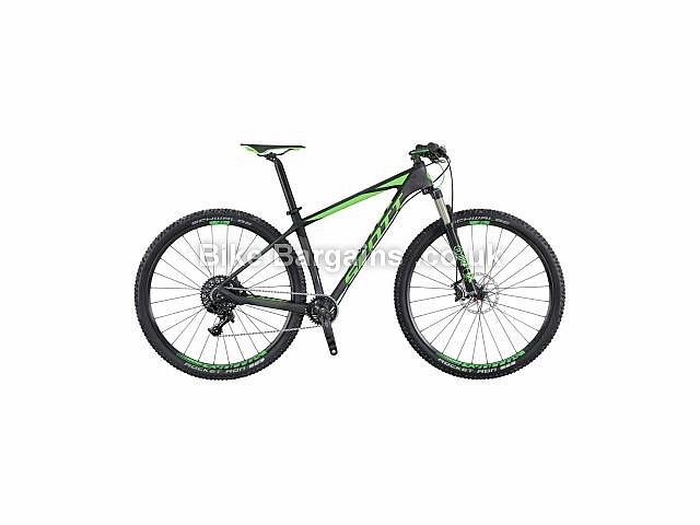 "Scott Scale 720 Carbon Hardtail Mountain Bike 2016 M, 27.5"""