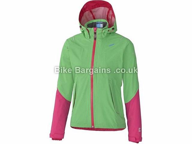 Shimano Ladies Storm Dryshield Cycle Jacket L