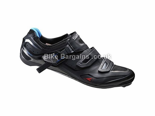 Shimano R260 Carbon Road Shoes 36, Black, White