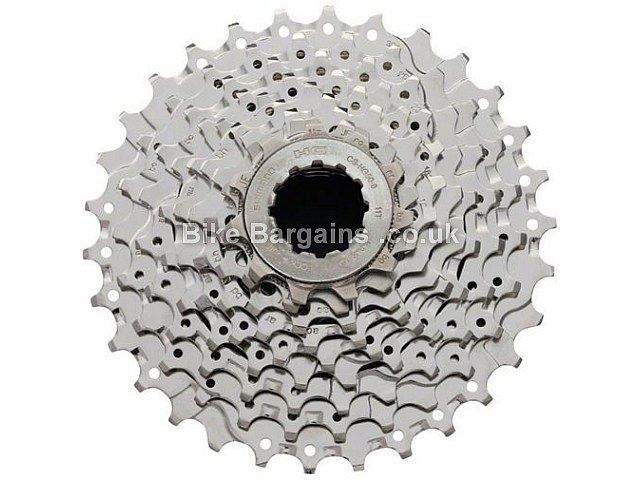 Shimano Sora HG50 9 Speed Cassette road, silver, 9 speed