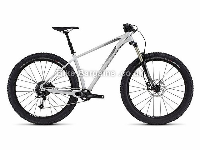 "Specialized Fuse Comp 6Fattie Alloy Mountain Bike 2017 XL - 27.5"", white"