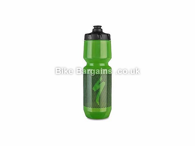 Specialized Purist MoFlo Water Bottle Pink, Green, Black