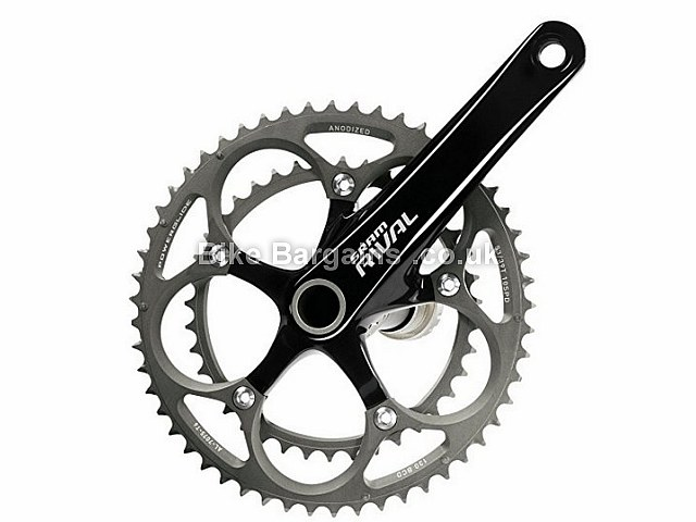 SRAM Rival Oct Cyclocross Chainset black, 172.5mm