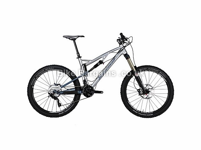 Steppenwolf Tryton LTD Pro Full Suspension Mountain Bike S