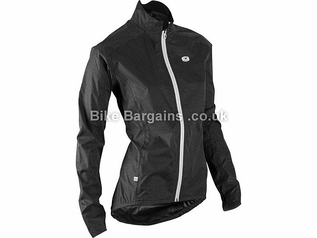 Sugoi RSE Alpha Wind Water Resistant Cycling Jacket L, Black