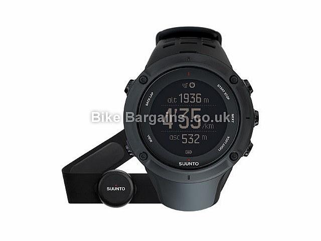 Suunto Ambit 3 HRM Peak Watch Black