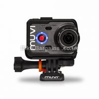 Veho Muvi VCC-006-K2S K-Series Wi-Fi Handsfree Camera Bundle