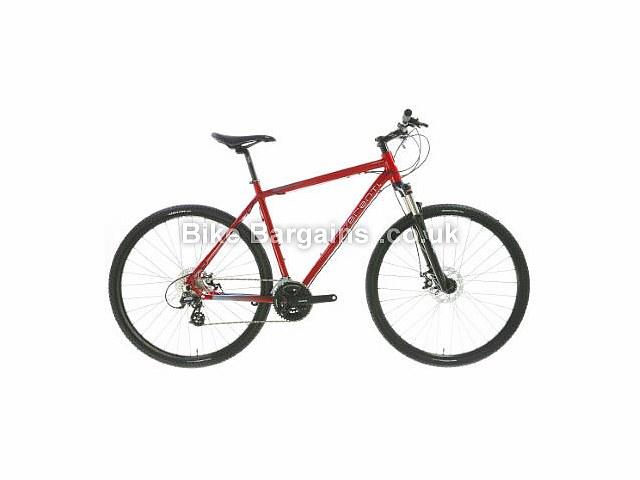 Verenti Addition 1 Alloy Hybrid Bike 2016 XS,Red
