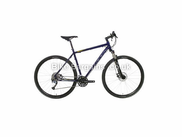 Verenti Addition 2 Alloy Hybrid City Bike 2016 Blue XS
