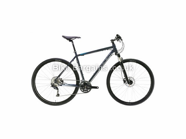 Verenti Addition 3 Alloy Hybrid City Bike 2016 Blue XS