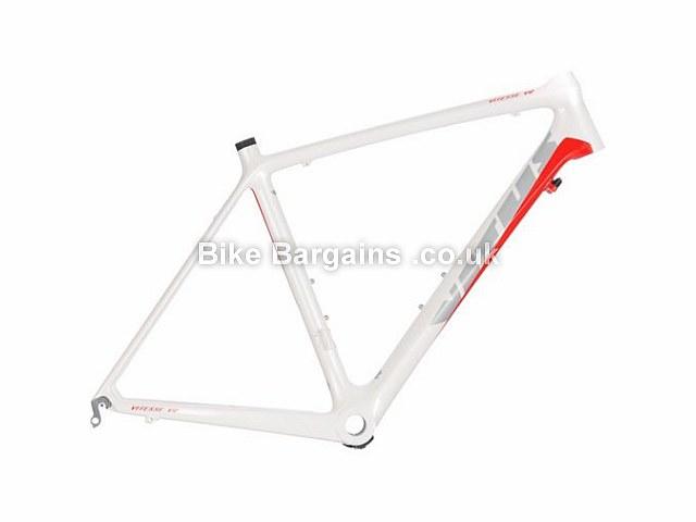Vitus Bikes Vitesse VR Carbon Road Frameset 2013 60cm, White, Red