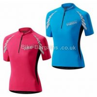 Altura Ladies Night Vision Reflective Short Sleeve Jersey