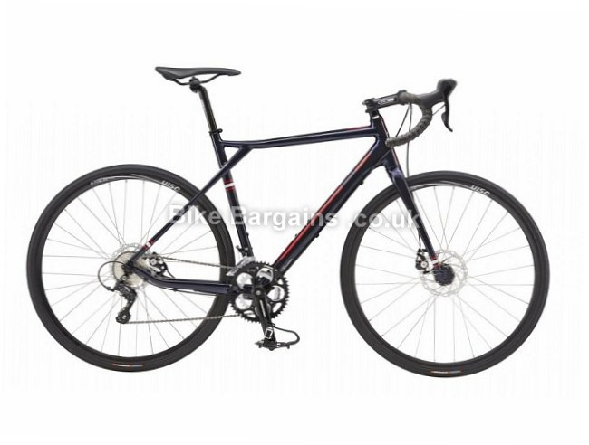 GT Grade Alloy Sora Road Bike 2016 51cm,Blue