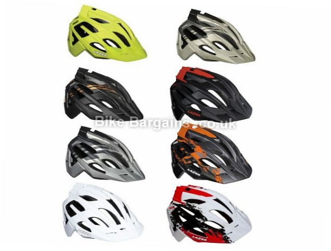 Lazer Oasiz All Mountain Helmet 2014 L, Black