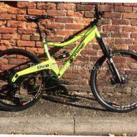 Orange Five Custom Build 27.5″ Alloy Full Suspension Mountain Bike 2015