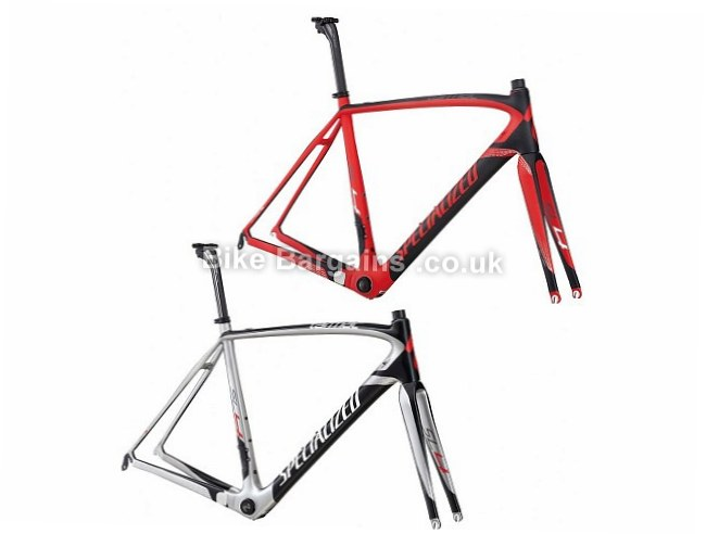 Specialized Tarmac SL4 Pro Carbon Road Frameset 2014 56cm, Red