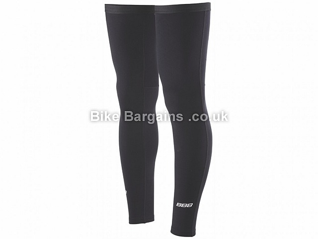 BBB ComfortLegs Thermo Leg Warmers Black, L