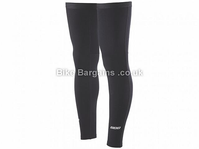 BBB ComfortLegs Thermo Leg Warmers Black, L