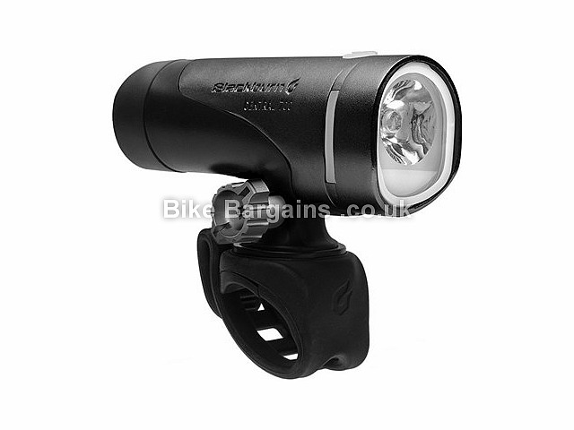 Blackburn Central 700 Lumens USB Rechargeable Front Light Black, 700 Lumens