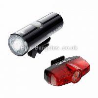 Cateye Volt 400 XC and Rapid Mini Light Set