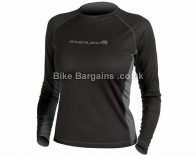 Endura Ladies Long Sleeve Pulse Base Layer