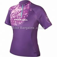 Endura Ladies Singletrack II Short Sleeve Jersey 2016