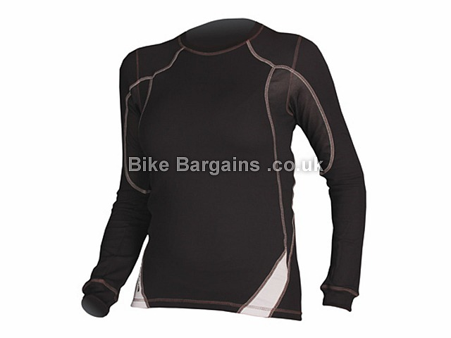 Endura Transmission Ladies Cycling Base Layer Black, L